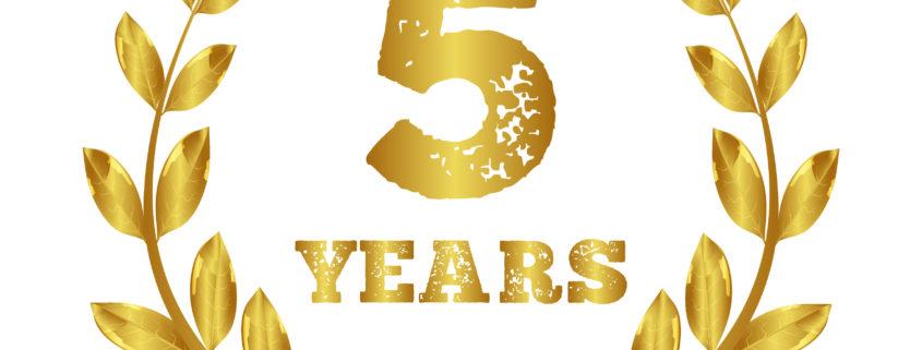 5 Jahre Fairmaster